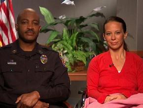 "Mark Todd and Kimberly Munley on ""Oprah"" Nov. 11"